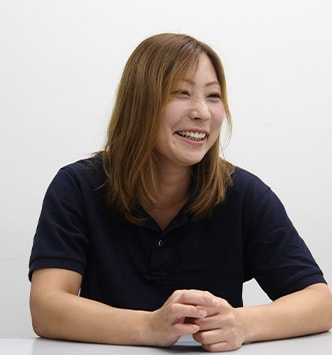デイサービス介護職員14年目門前敦子さん