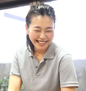 修道洛東園特別養護老人ホーム8年目鞍貫雅子さん